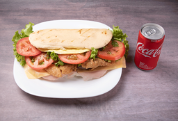 Combo Sándwich de Milanesa