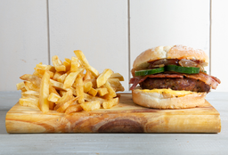 Burger Oslo