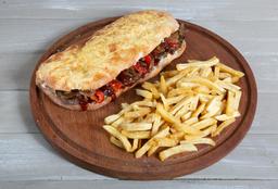 Sándwich Lomito Americano