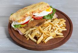 Sándwich Lomito Porteño