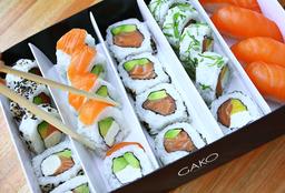 Sushi Full Salmón x 30