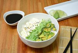 Chirashi Salad Palta, Pepino & Phila