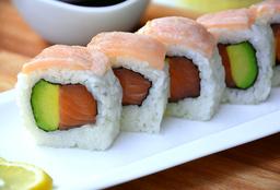 Dos Salmones Roll x 5