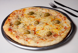 Pizza Muzzarella Especial