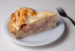 Tarta de Jamón& Queso