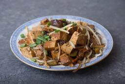 Tofu de Verduras Mixtas