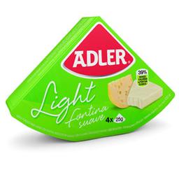 Queso Adler Light 100 Gr
