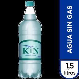 Agua  Kin Sin Gas  1.5 L