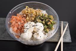 Sushi Salad Sake