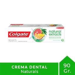 Colgate Pasta Dental Natural Extracts