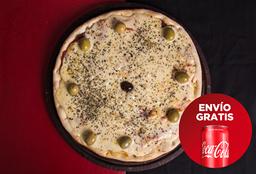 Envío Gratis: Pizza de Muzzarella + Coca-Cola Original
