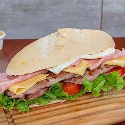 Sándwich de Bondiola Campestre