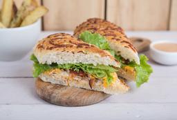 Sándwich de Roast Beaf