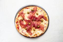 Pizza de Jamón Crudo