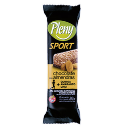 Barra Pleny Sport Chocolate con Almendras