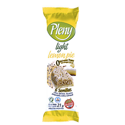 Barra Pleny Sport Lemon Pie
