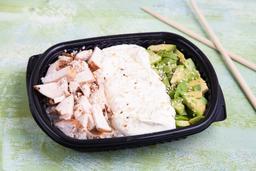 Sushi Salad Teriyaki