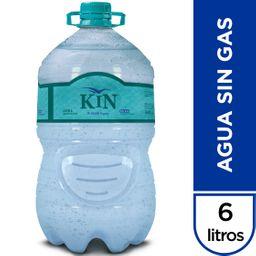 Agua Mineral Kin Bidón 6 L