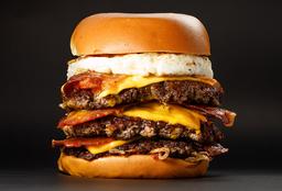 Trifuerza Burger Crispy