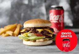 Envío Gratis: Combo Wonder Boy + Coca-Cola Sin Azúcar