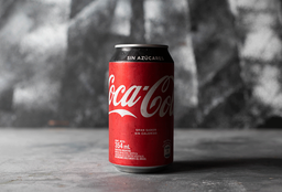 Coca-Cola Sin Azúcar 354 ML