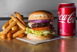 Combo Hamburguesa & Bebida