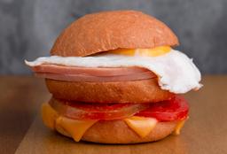 Sándwich de Lomito y Queso
