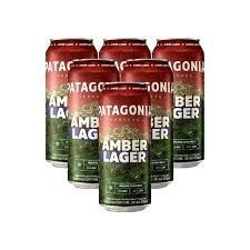 Patagonia Amber Lager 473 ml X 6 Unidades