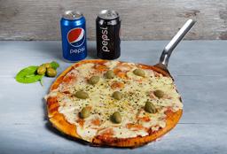 Combo- Pizza Grande + Bebida