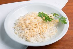 Arroz Blanco con Queso