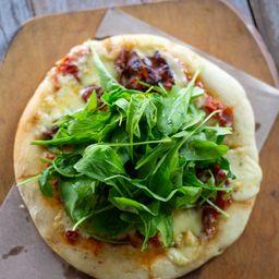 Pizza Fondue de Tomates