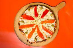 Pizza Especial con Tomate