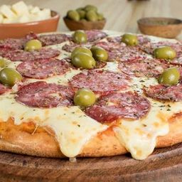 Pizza Calabresa