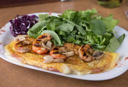 Omelette Mar y Tierra