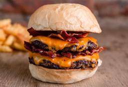 Lista Naranja - Bacon N´ Cheese Doble
