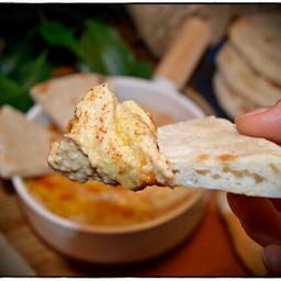 Dip de Hummus & Babaganush