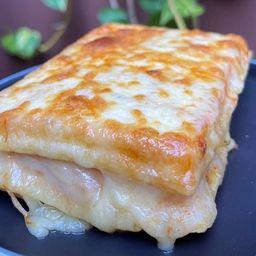 Waffle Croque Monsieur