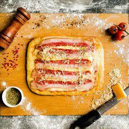 Pizza Rüstica de Autor Cartagena Xl