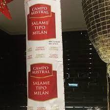 Salame Campo Austral 1/4 kg