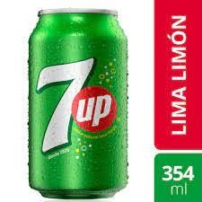 7up Lima Limón 354ml