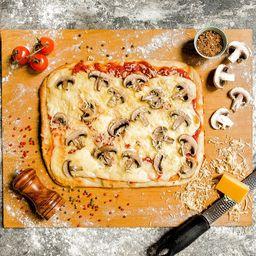 Pizza Rústica Champignones