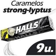 Halls Strong
