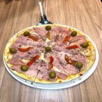 Pizza Especial de Jamón