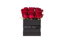 Flower box rosas