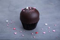 Cupcake de Chocotorta