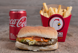 Combo Maxxi Burger