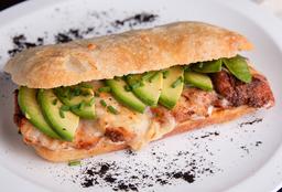 Sándwich de Suprema Al Pastrón Completo