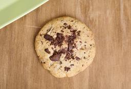 Cookie de Vainilla con Chocolate