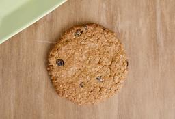 Cookies de Avena con Pasas