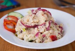 Ensalada Veggie Quinoa